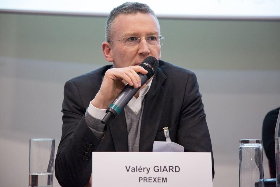Valéry Giard, cofondateur de Prexem